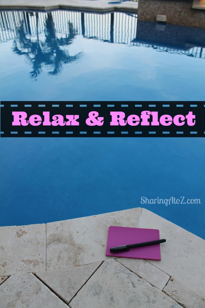 Relax and reflect