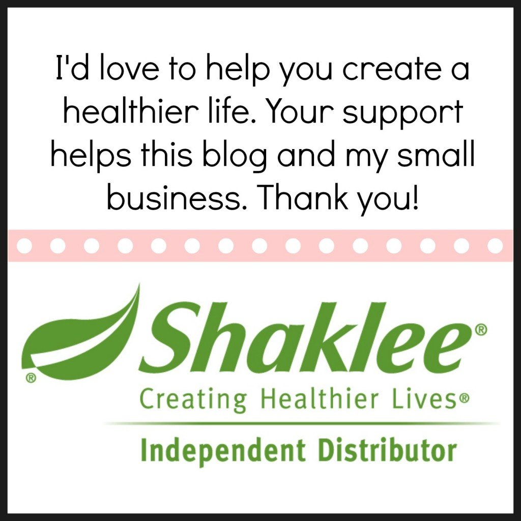 Shaklee button support