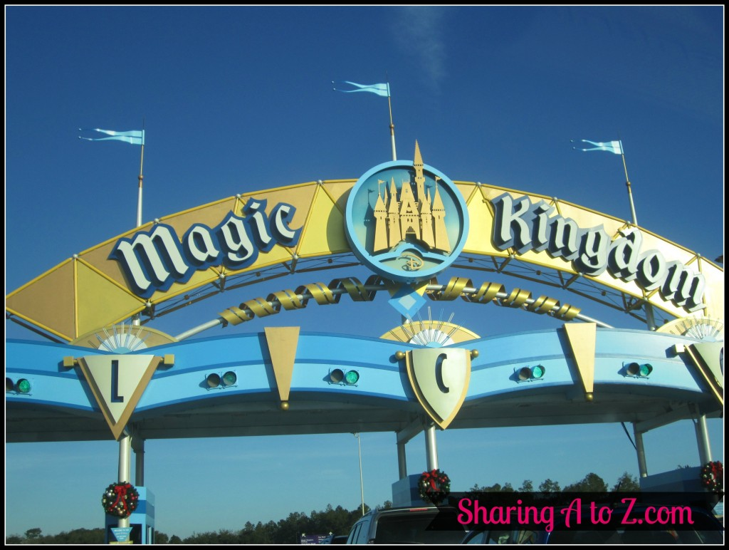Magic Kingdom Welcome