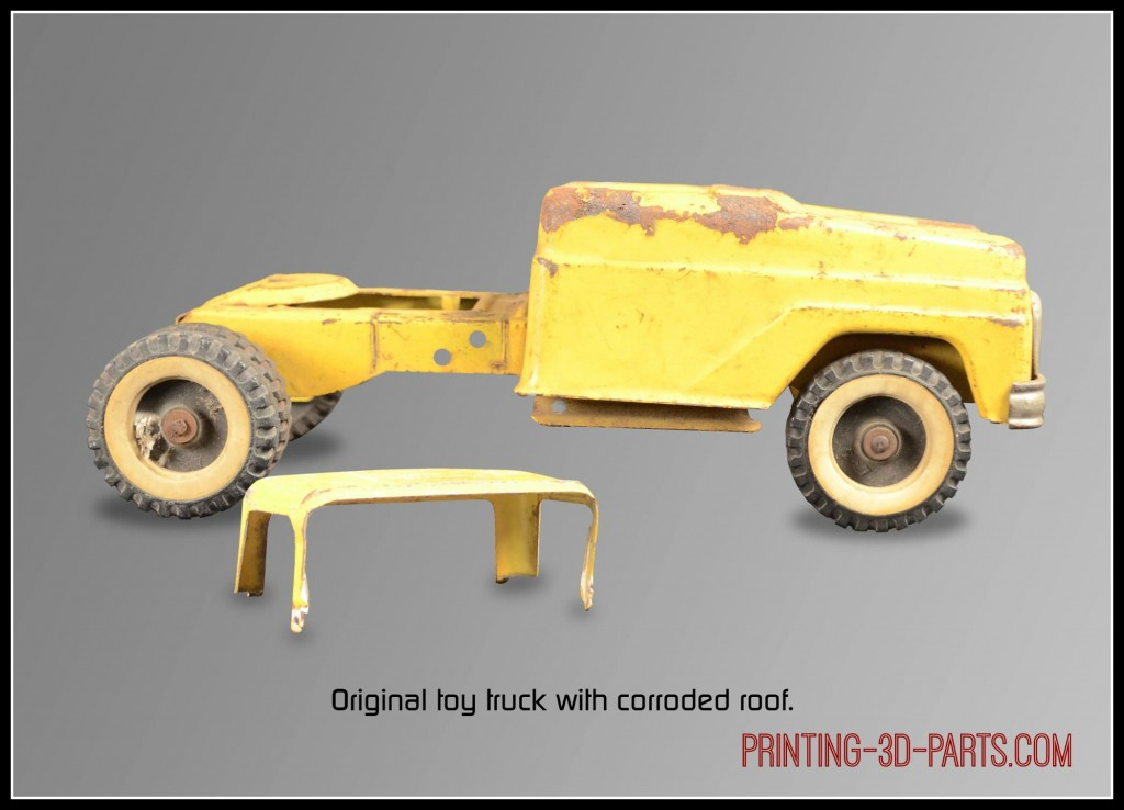 toy printing 3D parts