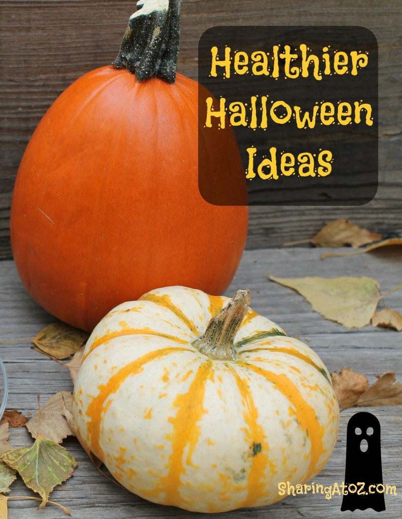 Healthier Halloween Ideas