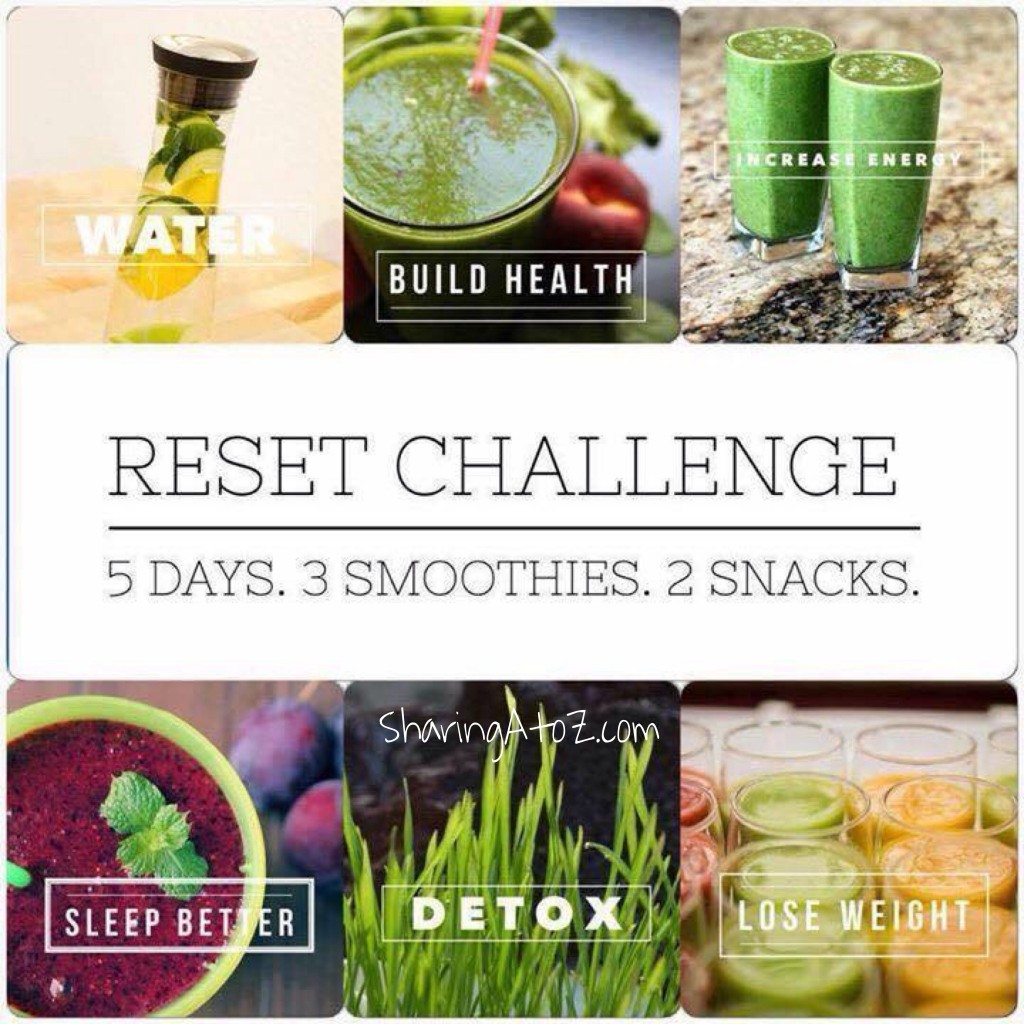 reset challenge