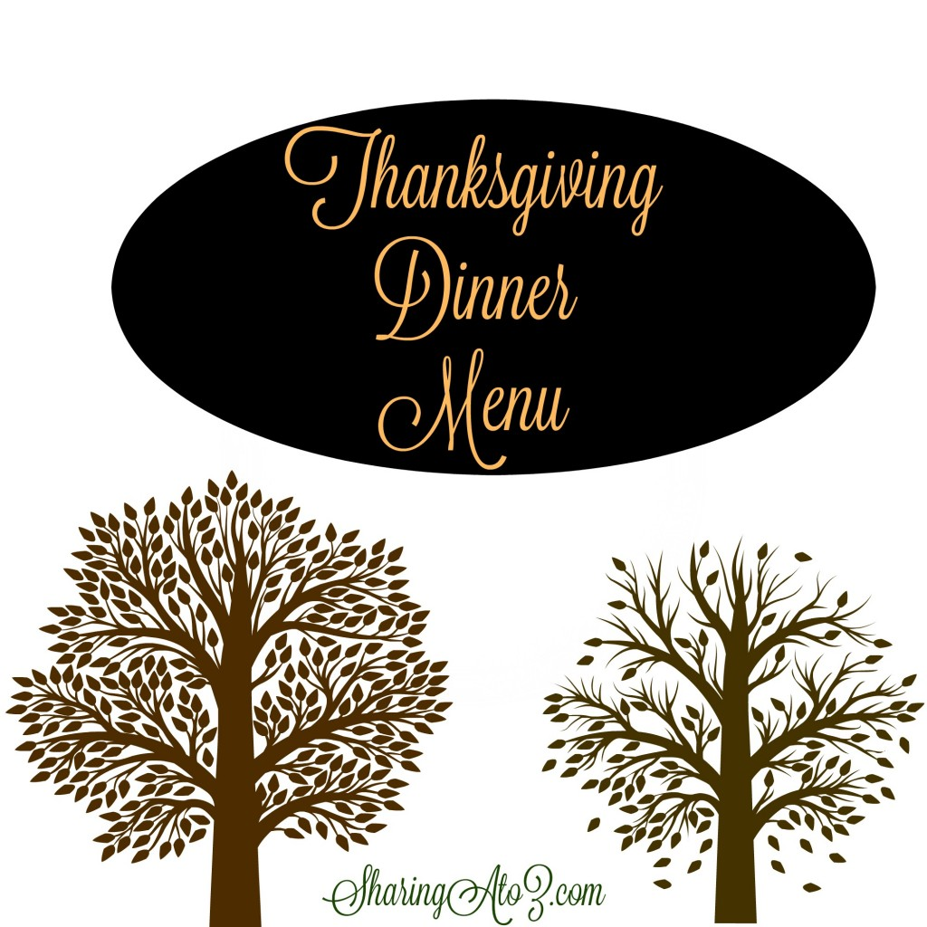 thanksgiving dinner menu2