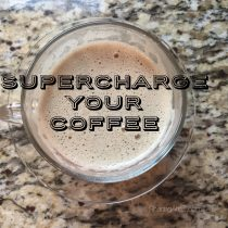 supercharge your coffee