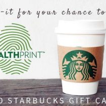 health print gift card